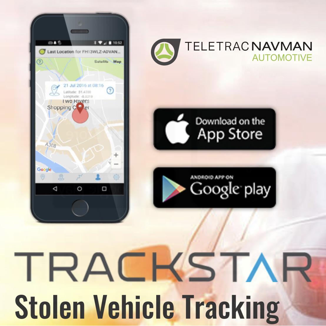 Teletrac Trackstar S7