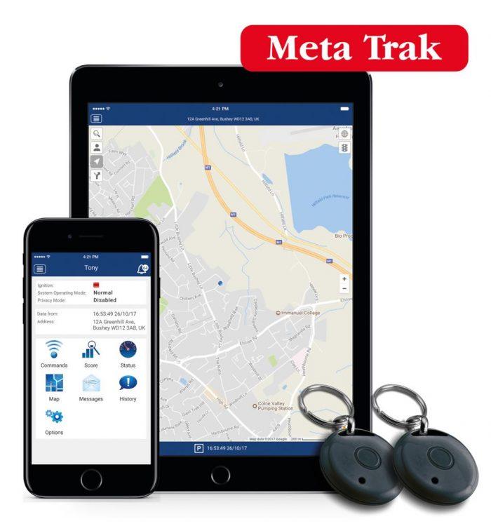 Meta Trak S5-VTS