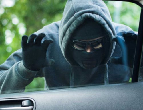3 Methods of Vehicle Theft You Need to Guard Against