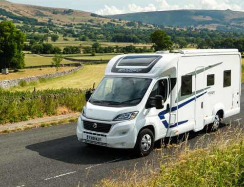 4 Tips to Maximise Your Motorhome's Security