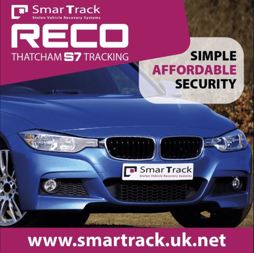 SmarTrack RECO S7 Tracker