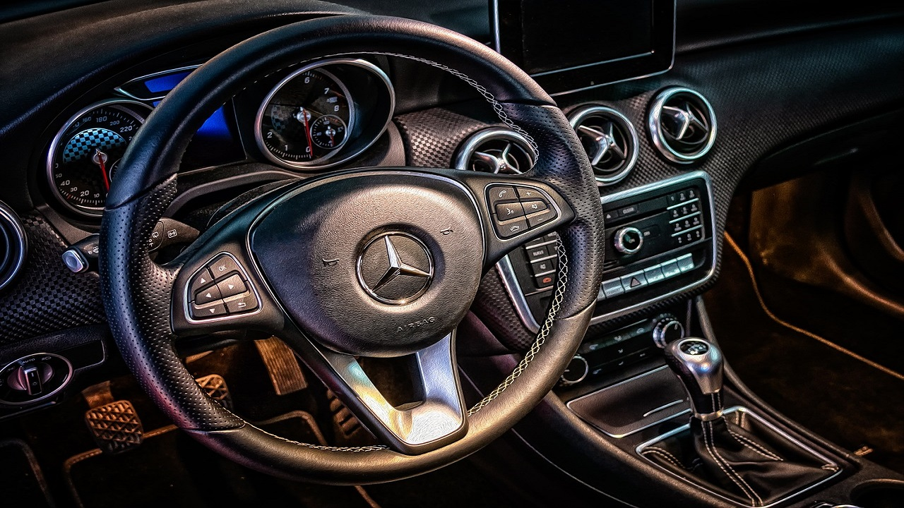 mercedes tracking devices