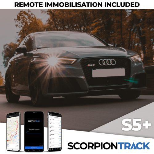ScorpionTrack S5+