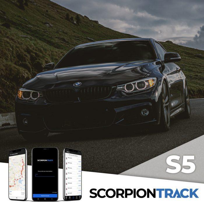 ScorpionTrack S5 VTS