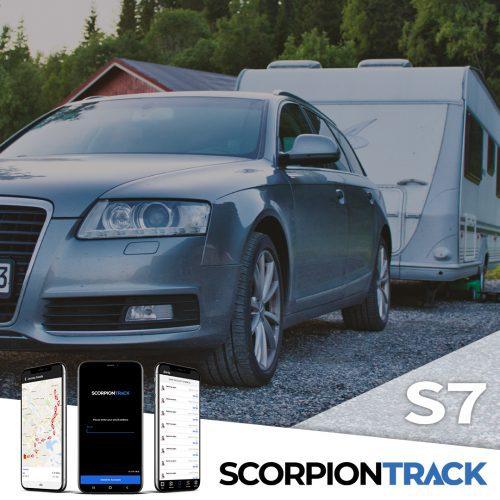 ScorpionTrack S7 Caravan Defender