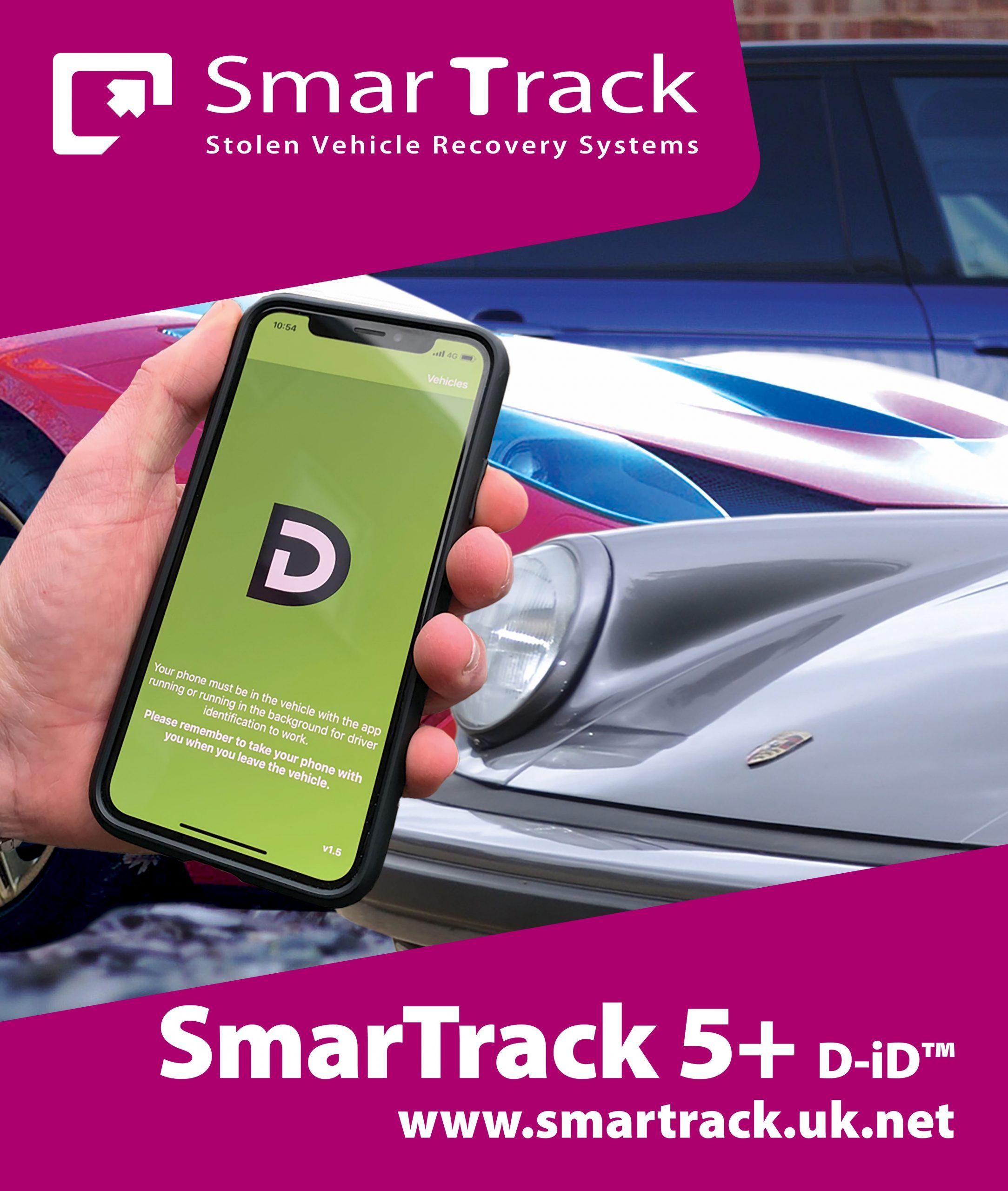 SmarTrack S5+
